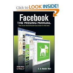 Facebook the missing manual