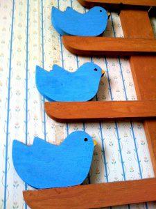Tweet club logo.