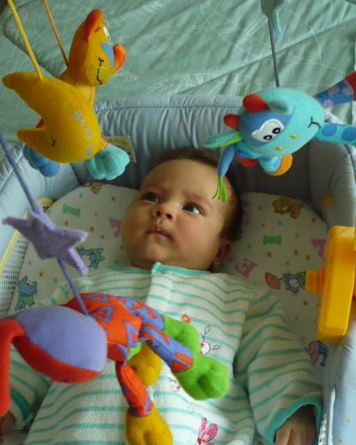 Anahi Engblom Gallo 2 months