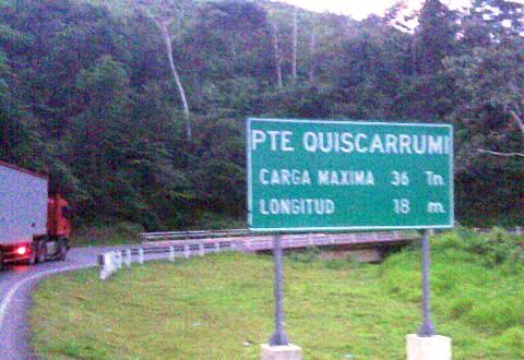 Puente Quisquarrumi