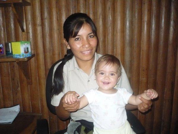 Diana and Anahi